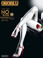 Oroblu No Risk 20 Rbn Stop (01387)