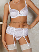 Amore A Prima Vista BASIC LACE New 29321 Reggicalze