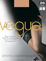 Vogue Silky Stay Up 20 (31299) чулки