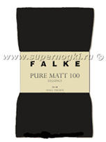 Falke Pure Matt 100 leggings (40111)