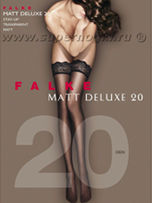 Falke Matt DeLuxe 20 stay-up (41520)