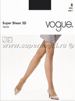 Vogue Super Sheer 8 3D (95899)