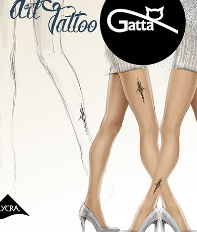 Gatta Art Tatoo 03