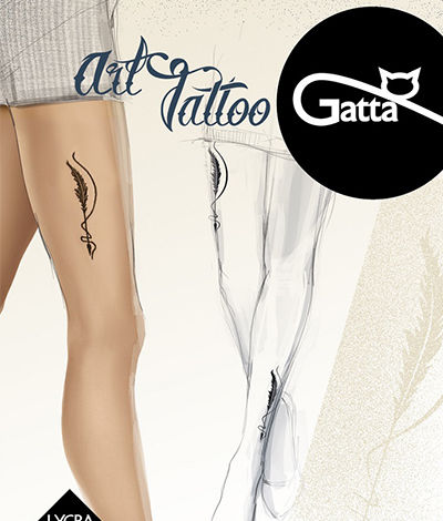 Gatta Art Tatoo 04