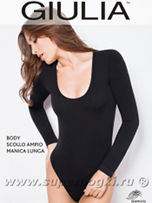 Giulia Body scollo Ampio ml