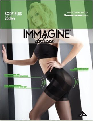Immagine Body Plus 20 колготки