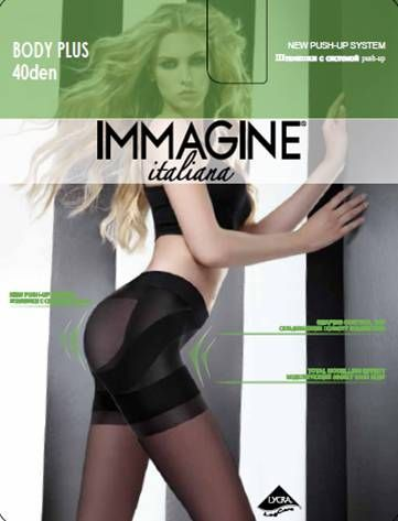 Immagine Body Plus 40 колготки
