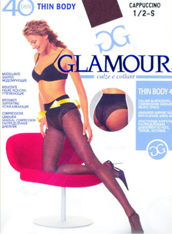GLAMOUR Thin Body 40
