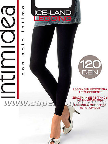 Intimidea IceLand 120 leggings