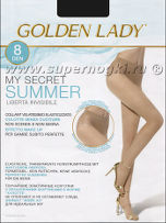 Golden Lady My Secret 8 summer