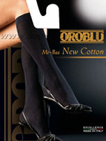 Oroblu New Cotton gamb (01172)