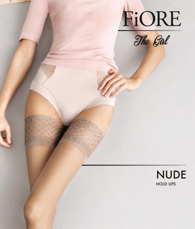 Fiore Nude 20 hold ups