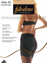Filodoro Slim Control Top 40