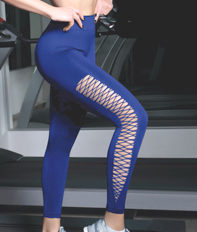 Giulia Sport Lacing Leggings