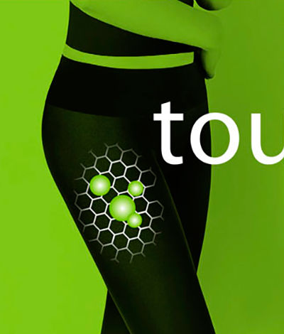 Sisi TOUCH EFFECT ANTICELLULITE leggings